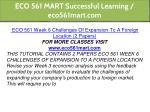 eco 561 mart successful learning eco561mart com 32