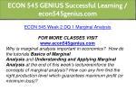 econ 545 genius successful learning econ545genius 6