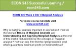 econ 545 successful learning econ545 com 6