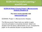 econ 545 successful learning econ545 com 9