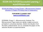 econ 545 tutor successful learning econ545tutor 12