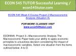 econ 545 tutor successful learning econ545tutor 21