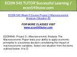 econ 545 tutor successful learning econ545tutor 22