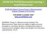 econ 545 tutor successful learning econ545tutor 24