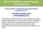 edu 620 nerd successful learning edu620nerd com 2