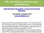 edu 620 aid successful learning edu620aid com 10