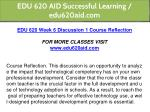 edu 620 aid successful learning edu620aid com 11