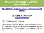 edu 620 aid successful learning edu620aid com 3