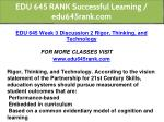 edu 645 rank successful learning edu645rank com 9