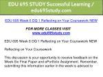 edu 695 study successful learning edu695study com 19
