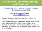 edu 695 study successful learning edu695study com 5