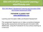 edu 695 study successful learning edu695study com 9