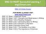 eng 121 mart successful learning eng121mart com 1