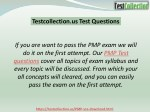 testcollection us test questions