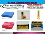 357 brass magnum reloading supplies