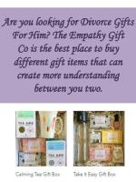 are you looking for divorce gifts