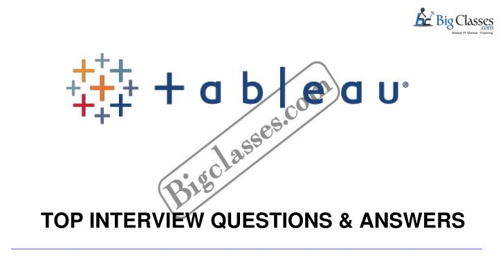 top interview questions answers n.