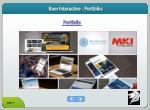 buer interactive portfolio