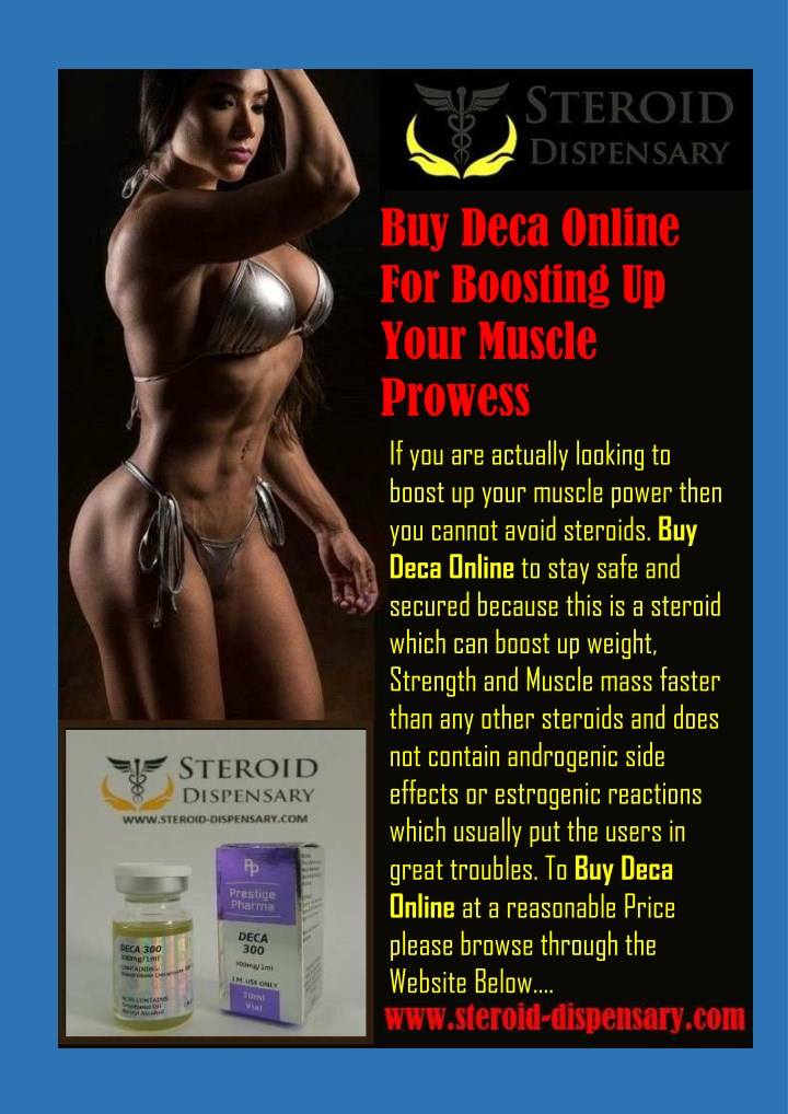buy deca online for boosting up your muscle n.