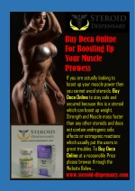 buy deca online for boosting up your muscle