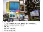 our location 10 queens road rathore nagar
