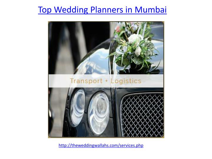 top wedding planners in mumbai n.