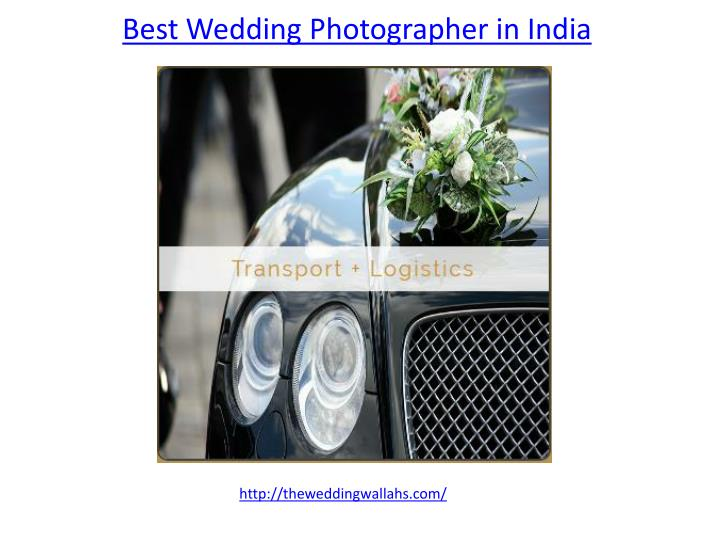 best wedding photographer in india n.