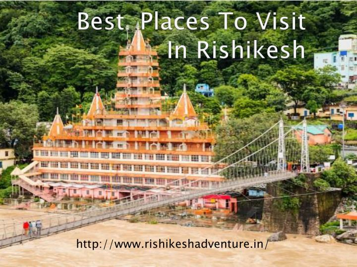 best places to visit in rishikesh n.