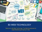 b3 web technology