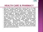 health care pharmacy