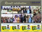 result celebration