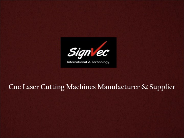 cnc laser cutting machines manufacturer supplier n.