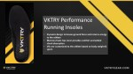 vktry performance running insoles 1
