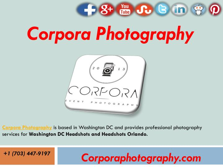corpora photography n.