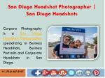 san diego headshot photographer san diego
