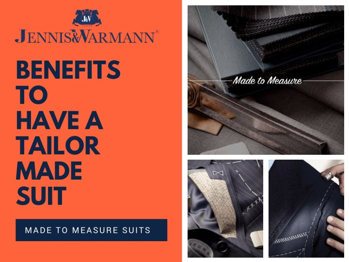 benefits to have a tailor made suit n.