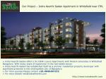 our project indra keerthi sadan apartment