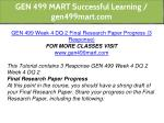 gen 499 mart successful learning gen499mart com 13