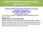 gen 499 mart successful learning gen499mart com 16