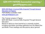 gen 499 papers successful learning gen499papers 10