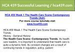 hca 459 successful learning hca459 com 4