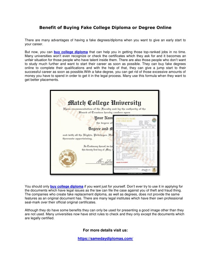 how does a college degree benefit you