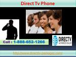 direct tv phone