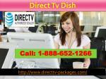 direct tv dish
