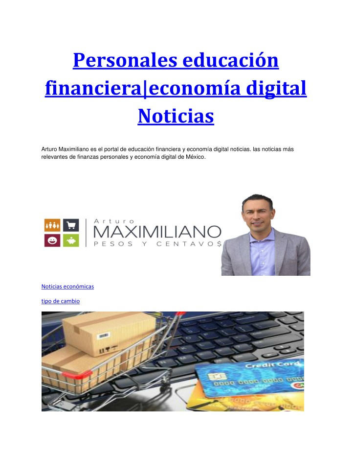 personales educaci n financiera econom a digital n.