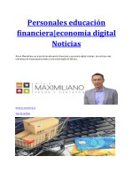 personales educaci n financiera econom a digital