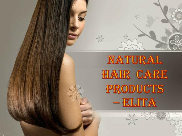 natural hair care products elita n.
