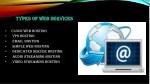 types of web services types of web services