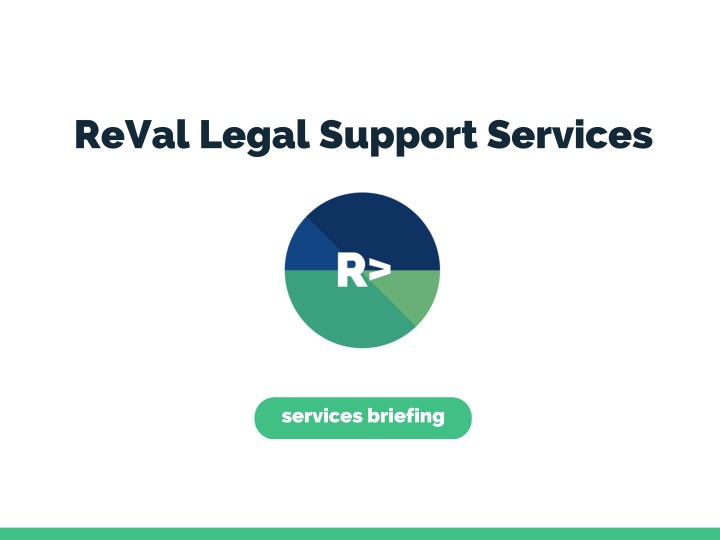 reval legal support services n.