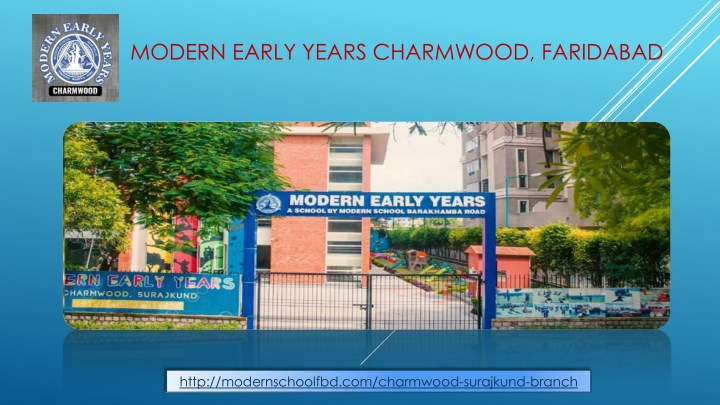 modern early years charmwood faridabad n.